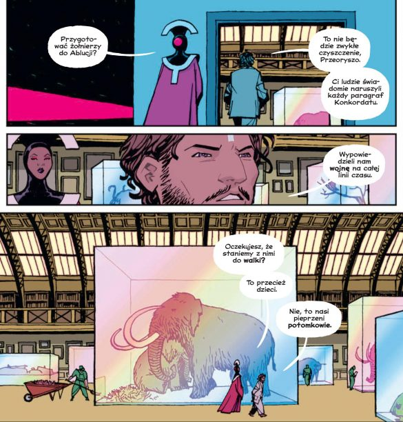 Paper Girls Tom 4 – Recenzja