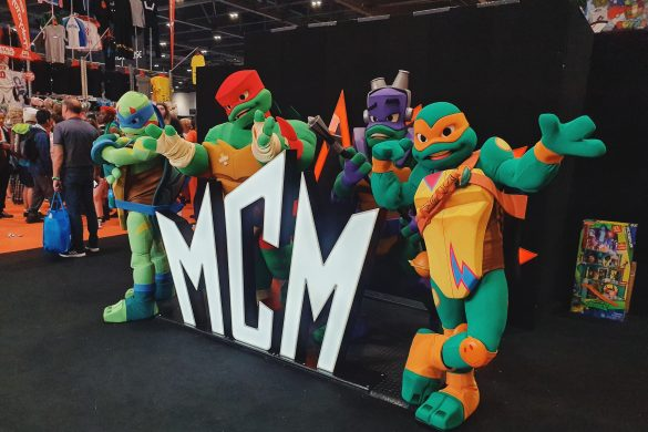 MCM London Comic Con 2019
